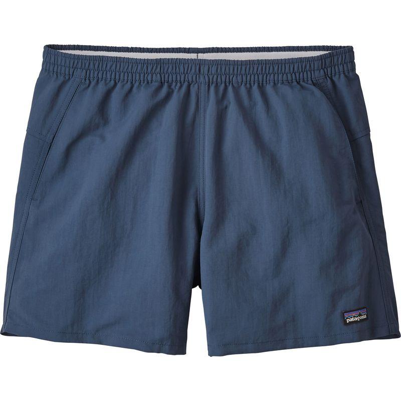パタゴニア レディース カジュアルパンツ ボトムス Womens Baggies Shorts S - Stone Blue