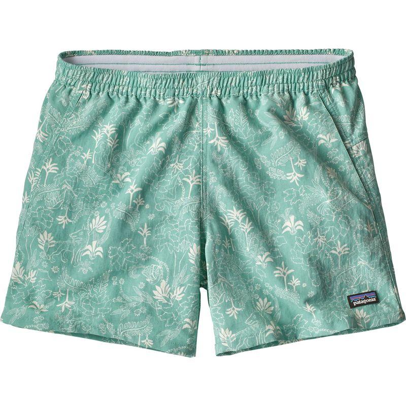パタゴニア レディース カジュアルパンツ ボトムス Womens Baggies Shorts XS - Beyond Extinction: Vjosa Green