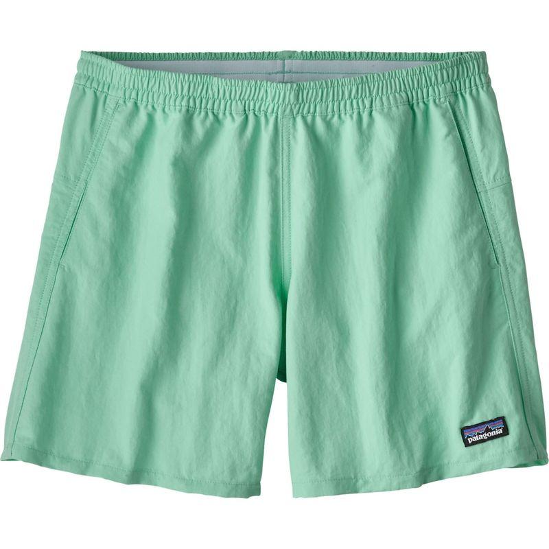 パタゴニア レディース カジュアルパンツ ボトムス Womens Baggies Shorts XXS - Vjosa Green - Discontinued