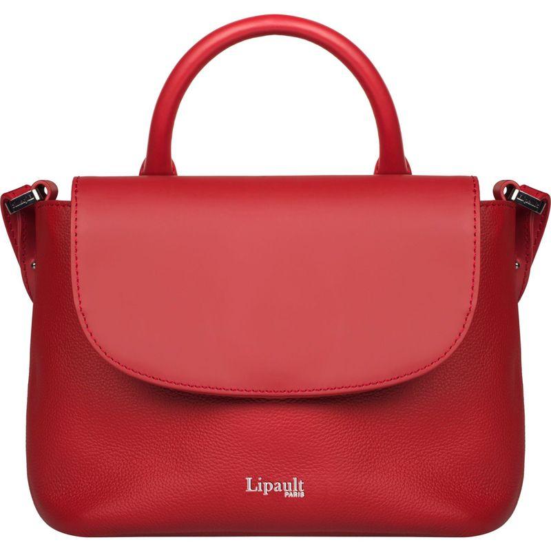 リパルトパリ メンズ ハンドバッグ バッグ Plume Elegance Mini Handle Bag Satchel Ruby