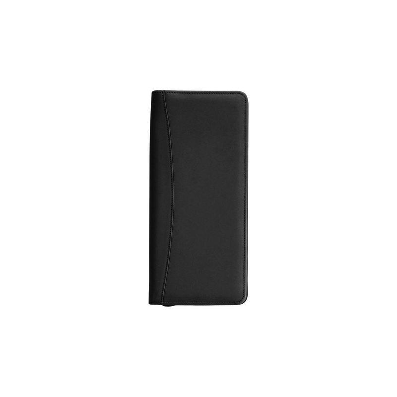 ロイスレザー メンズ 財布 アクセサリー Expanded All Nappa Cowhide Document Case Black