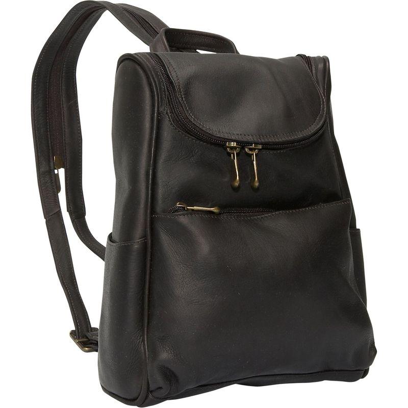 デビッドキング メンズ ハンドバッグ バッグ Women's Small Backpack Cafe