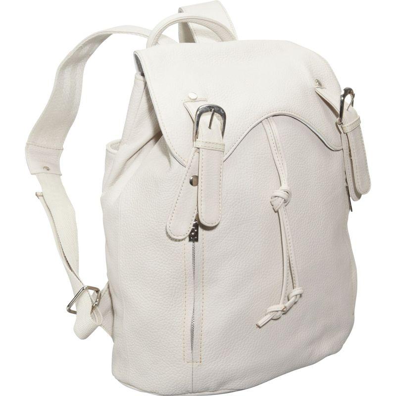 アメリ メンズ ハンドバッグ バッグ Clementi Backpack Off White