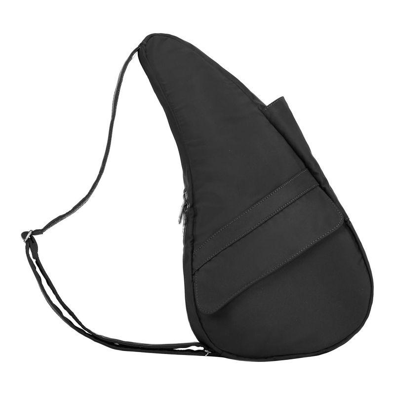 アメリバッグ メンズ ハンドバッグ バッグ Healthy Back Bag ? Microfiber Extra Small Black