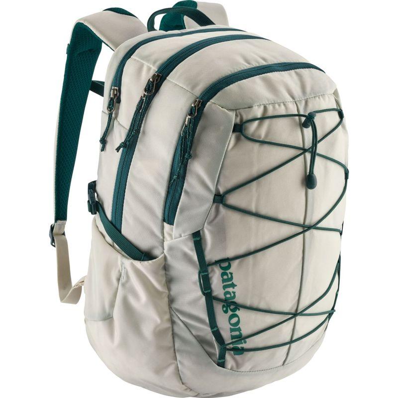 パタゴニア メンズ バックパック・リュックサック バッグ Women's Chacabuco Pack 28L Birch White w/Tidal Teal