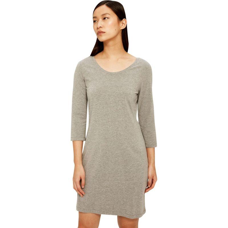 ロル レディース ワンピース トップス Luisa 3 Dress XS - Medium Grey Heather
