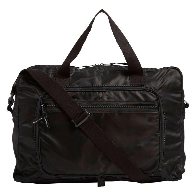 ベラブラッドリー メンズ スーツケース バッグ Packable Weekender Black