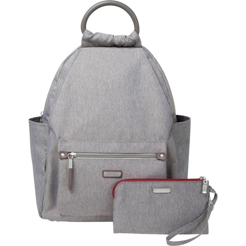 バッガリーニ メンズ ハンドバッグ バッグ All Day Backpack with RFID Phone Wristlet Stone