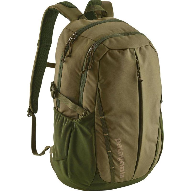 パタゴニア メンズ バックパック・リュックサック バッグ Men's Refugio Pack 28L Fatigue Green
