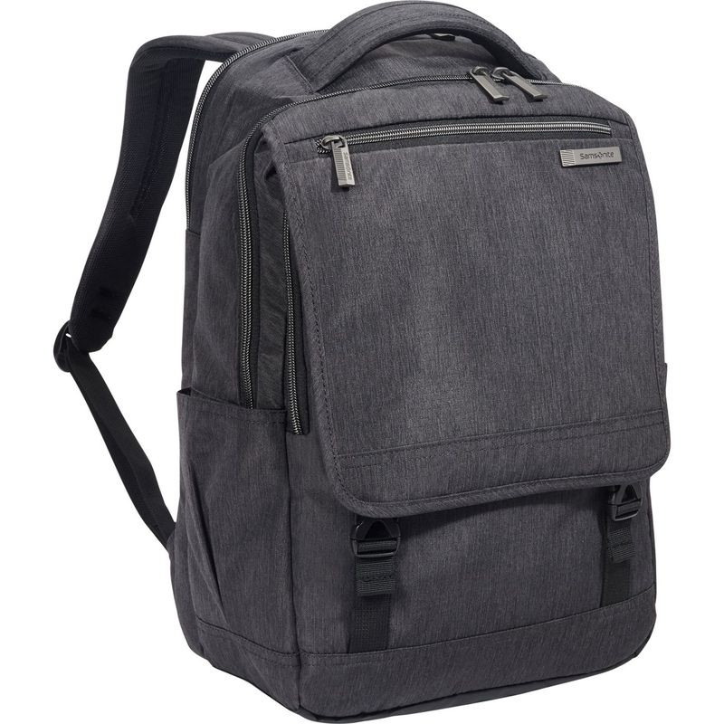 サムソナイト メンズ スーツケース バッグ Modern Utility Paracycle Laptop Backpack Charcoal Heather