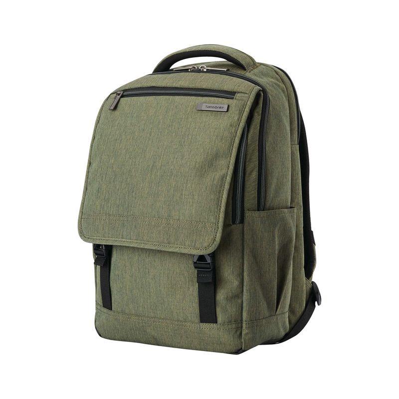 サムソナイト メンズ スーツケース バッグ Modern Utility Paracycle Laptop Backpack Olive