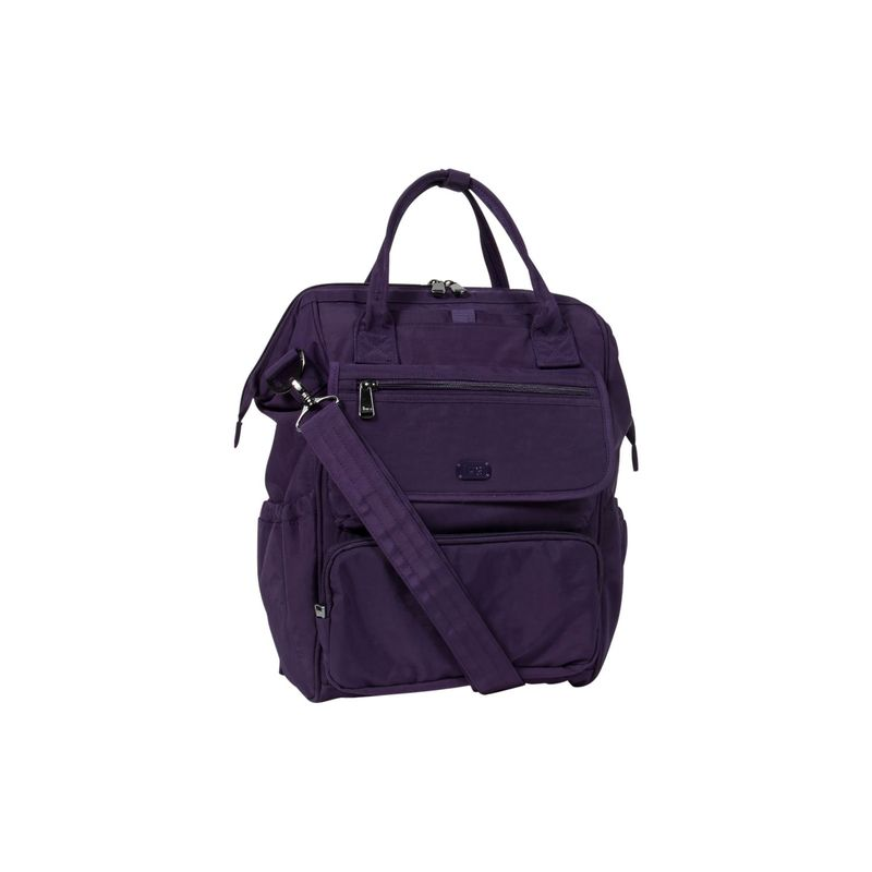 ラグ メンズ トートバッグ バッグ Via RFID Tote Concord Purple
