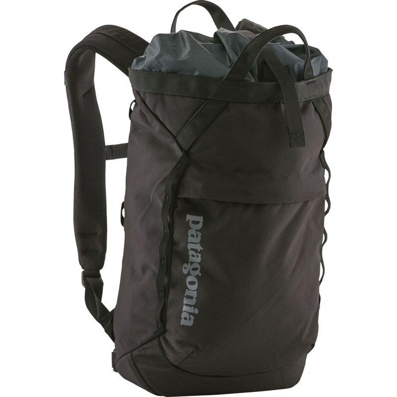 パタゴニア メンズ バックパック・リュックサック バッグ Linked Pack 18L Climbing Pack Black
