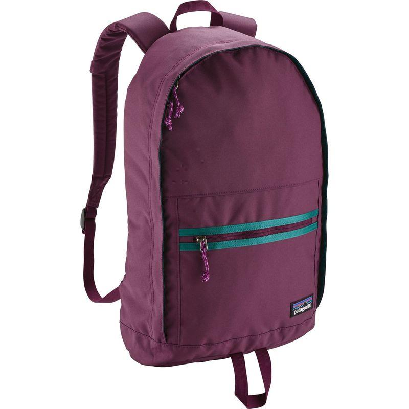 パタゴニア メンズ バックパック・リュックサック バッグ Arbor Day Laptop Backpack 20L Geode Purple