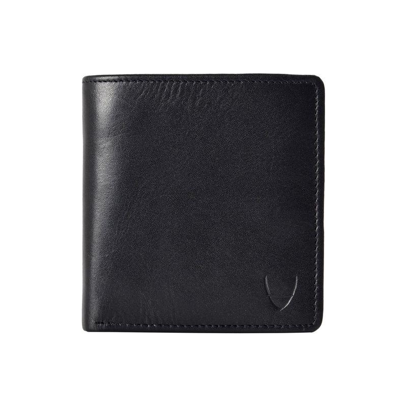 ハイデザイン メンズ 財布 アクセサリー Michelle RFID Blocking Bifold Wallet Black