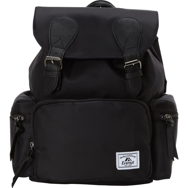 エバーレスト メンズ ハンドバッグ バッグ City Mini Backpack Black