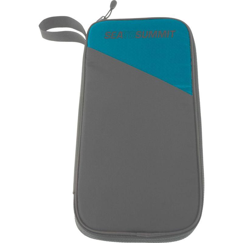 シートゥーサミット メンズ 財布 アクセサリー Traveling Light Travel Wallet RFID - L Blue