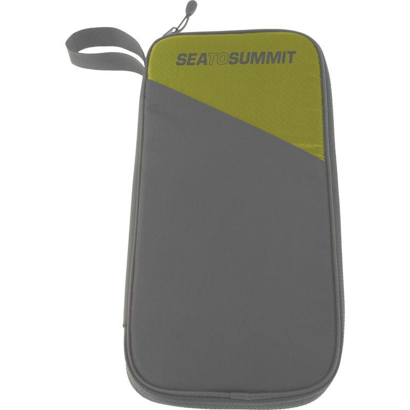 シートゥーサミット メンズ 財布 アクセサリー Traveling Light Travel Wallet RFID - L Lime