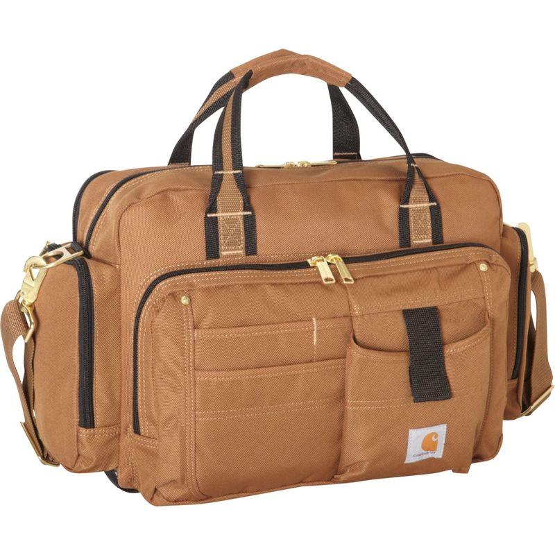 カーハート メンズ スーツケース バッグ Legacy Brief Carhartt Brown