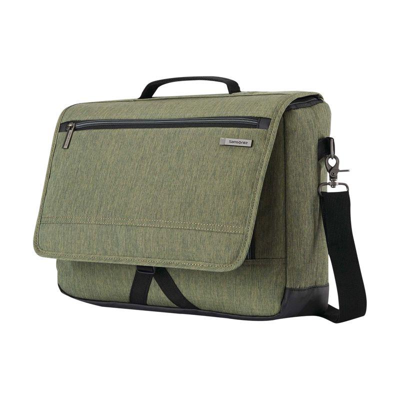 サムソナイト メンズ Utility スーツケース バッグ Modern Utility Modern Laptop Messenger Messenger Bag Olive, ヒラツカシ:1f22e953 --- vidaperpetua.com.br