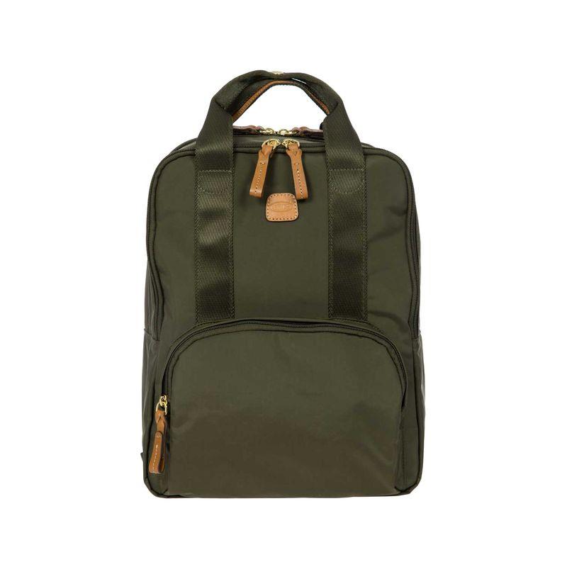 ブリックス メンズ スーツケース バッグ X-Bag Urban Laptop Backpack Olive
