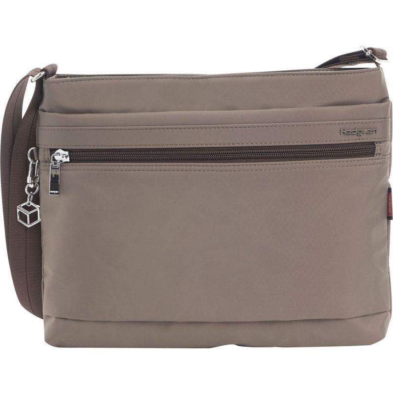 ヘドグレン メンズ ボディバッグ・ウエストポーチ バッグ Fola RFID Shoulder Bag Sepia/Brown