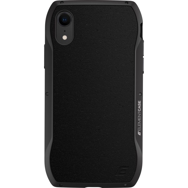 STMグッズ メンズ PC・モバイルギア アクセサリー Element Case Enigma for iPhone XR Black