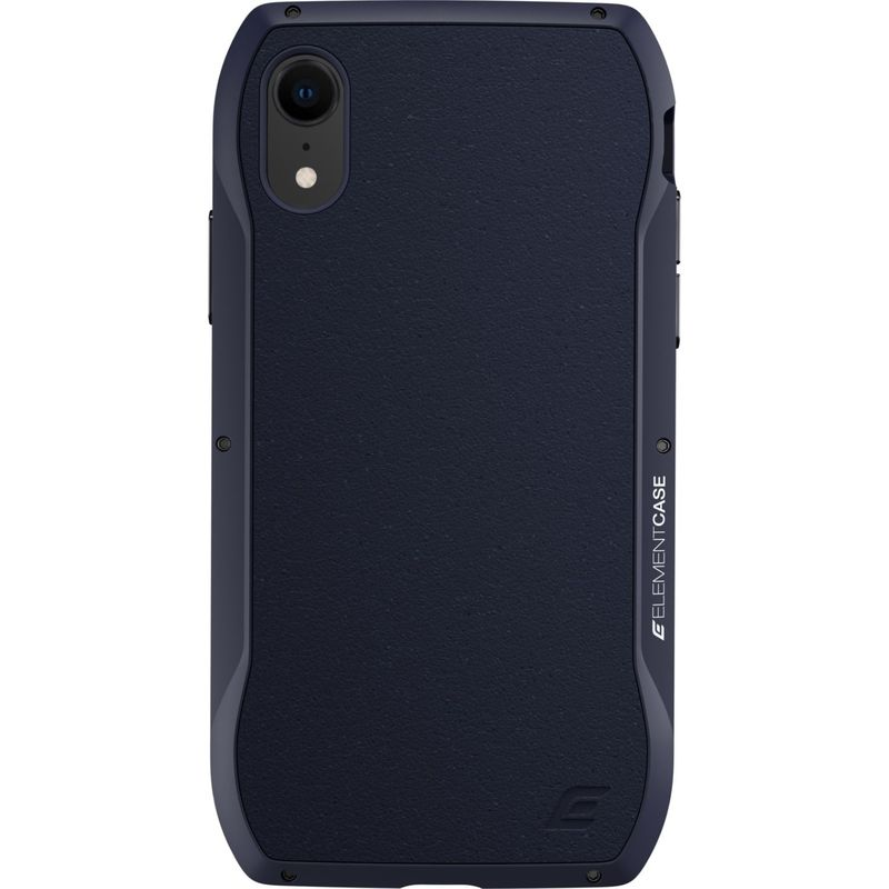 STMグッズ メンズ PC・モバイルギア アクセサリー Element Case Enigma for iPhone XR Blue