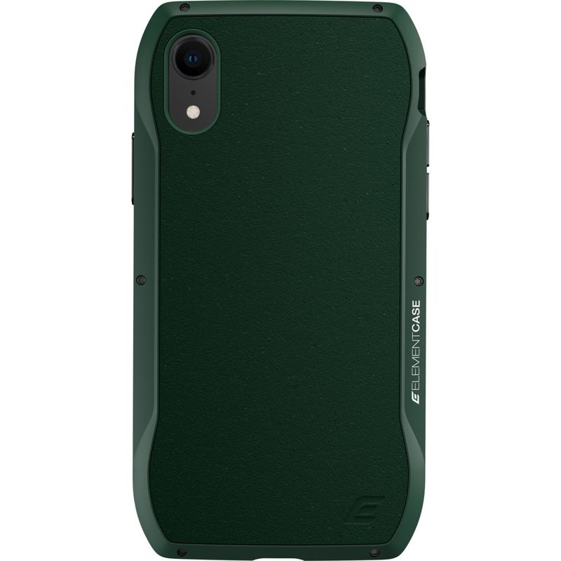 STMグッズ メンズ PC・モバイルギア アクセサリー Element Case Enigma for iPhone XR Green