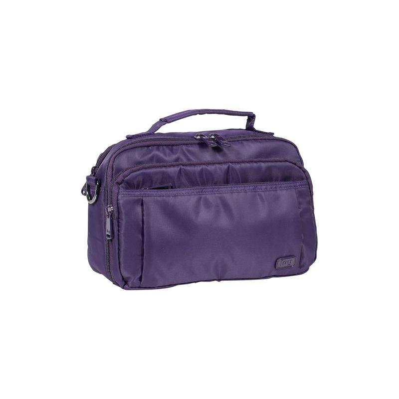 ラグ メンズ ボディバッグ・ウエストポーチ バッグ Scoop Crossbody Bag Concord Purple