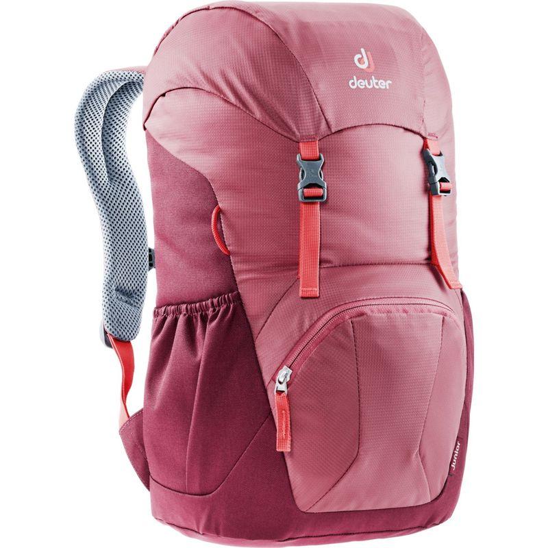 ドイター メンズ バックパック・リュックサック バッグ Junior Kids Backpack Cardinal/Maroon