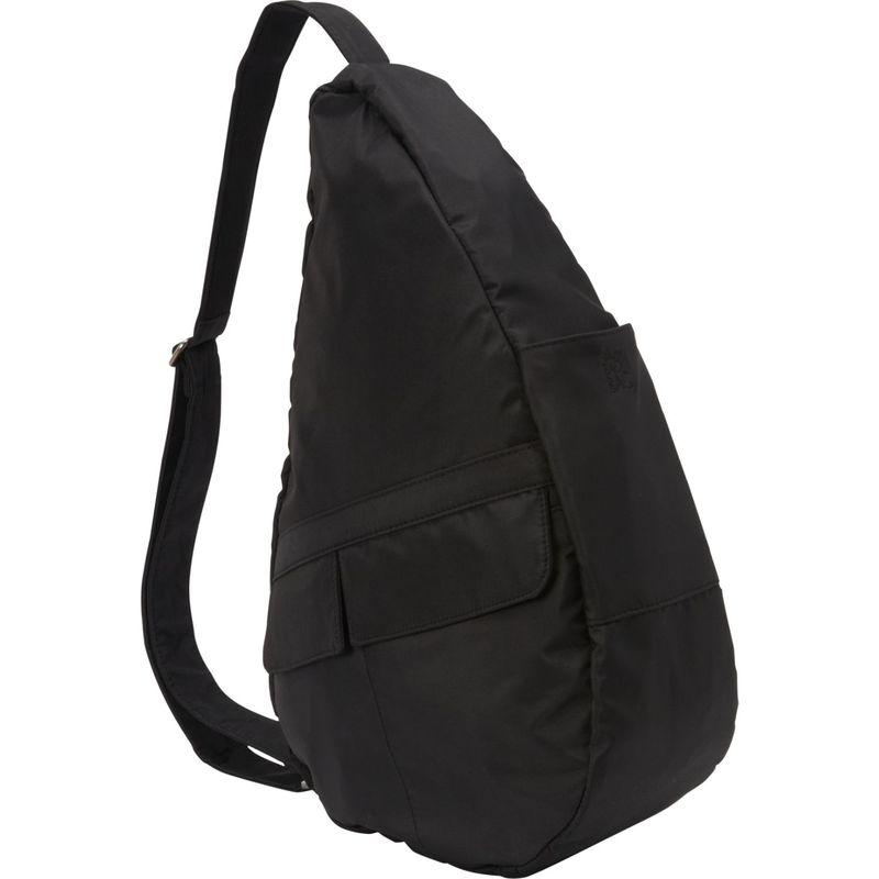 アメリバッグ メンズ ハンドバッグ バッグ Healthy Back Bag ? Microfiber Medium Black