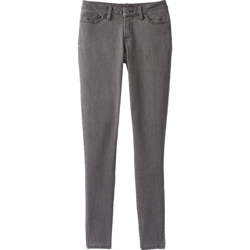 プラーナ レディース カジュアルパンツ ボトムス London Jean - Tall Inseam 0 - Long - Grey Denim