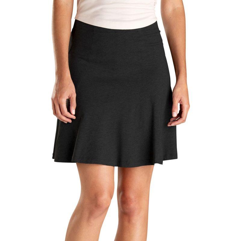 トードアンドコー レディース スカート ボトムス Chachacha Skirt XS - Black