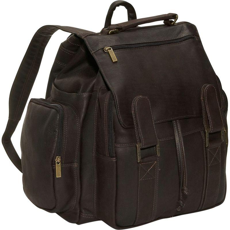 デビッドキング メンズ ハンドバッグ バッグ Top Handle Backpack Cafe