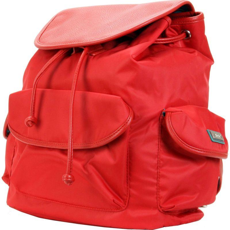 ハダキ メンズ ハンドバッグ バッグ Market Pack Tango Red
