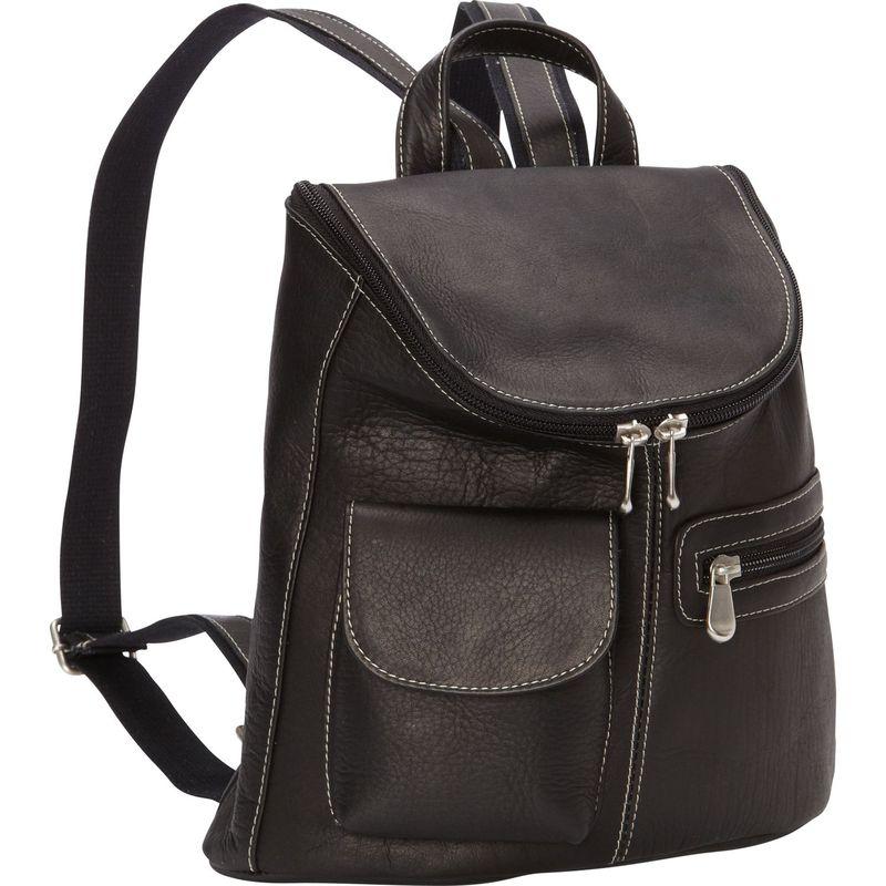 ルドネレザー メンズ ハンドバッグ バッグ Lafayette Classic Backpack Black