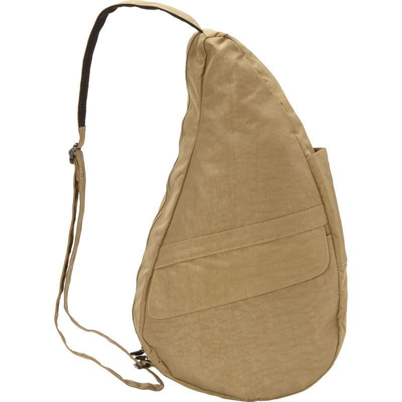 アメリバッグ メンズ ハンドバッグ バッグ Healthy Back Bag ? Distressed Nylon Medium Taupe