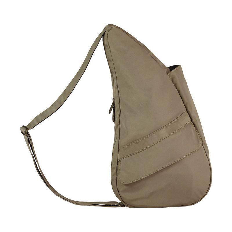 アメリバッグ メンズ ハンドバッグ バッグ Healthy Back Bag ? Microfiber Small Taupe