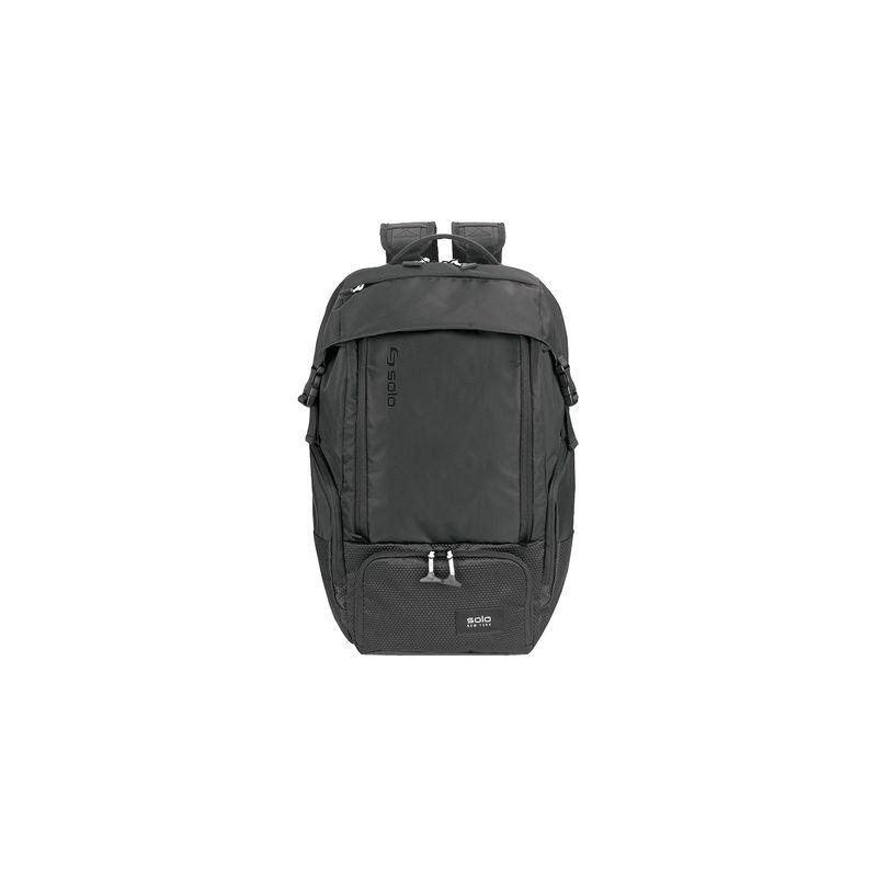 ソロ メンズ スーツケース バッグ Elite Backpack Black