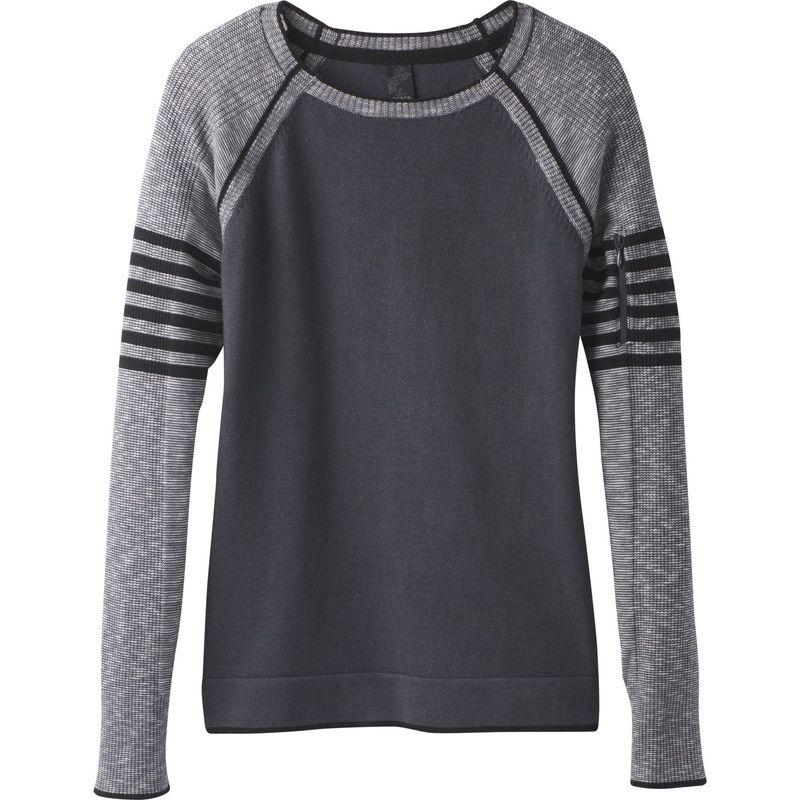 プラーナ レディース ニット・セーター アウター Cadot Sweater XS - Charcoal