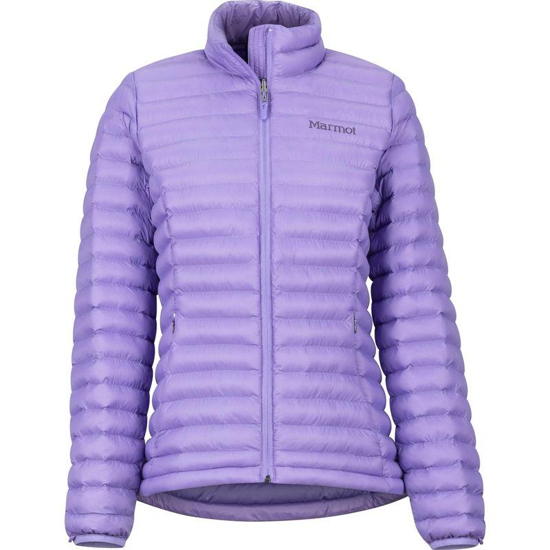 マーモット レディース ジャケット・ブルゾン アウター Womens Solus Featherless Jacket XS - Paisley Purple