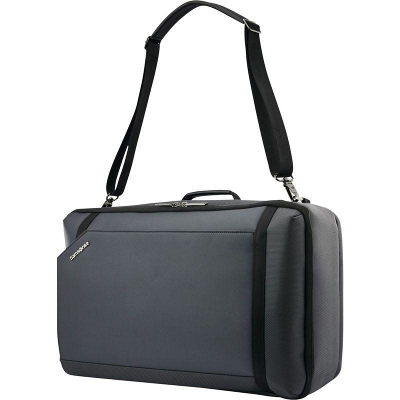 サムソナイト メンズ バックパック・リュックサック バッグ Encompass Convertible Overnight Backpack Anthracite Grey