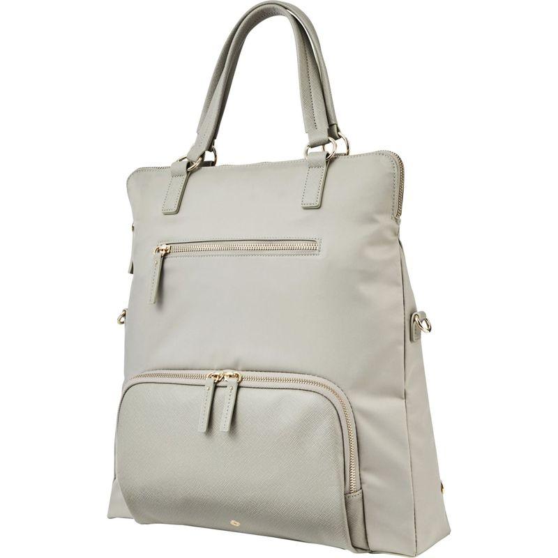 サムソナイト メンズ ハンドバッグ バッグ Encompass Womens Convertible Tote Laptop Backpack Stone