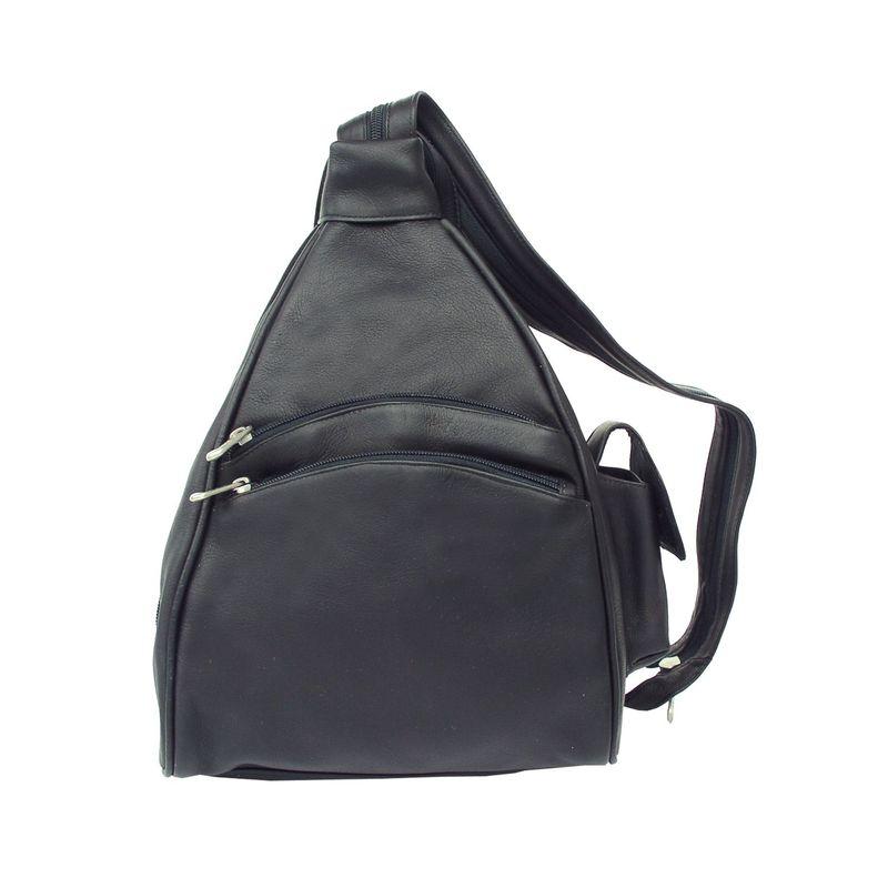 ピエール メンズ ハンドバッグ バッグ Two-Pocket Sling Black