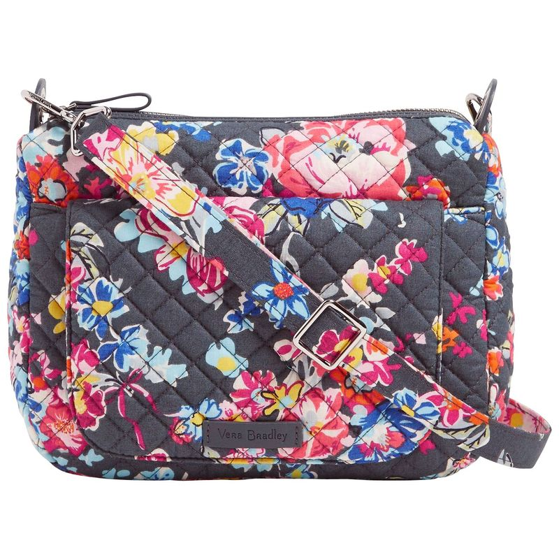 ベラブラッドリー メンズ ボディバッグ・ウエストポーチ バッグ Carson Mini Shoulder Bag Pretty Posies