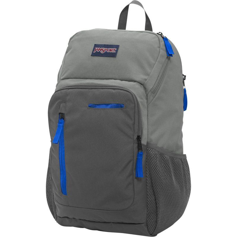 ジャンスポーツ メンズ バックパック・リュックサック バッグ Impulse Laptop Backpack- Sale Colors Shady Grey