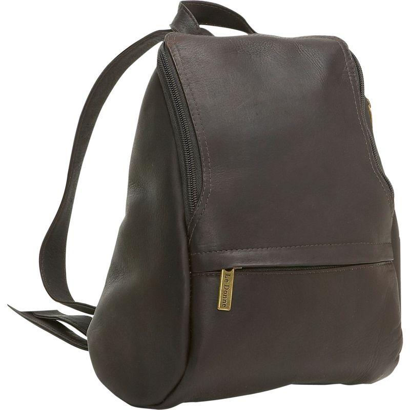 ルドネレザー メンズ ハンドバッグ バッグ U-Zip Mini Back Pack Cafe