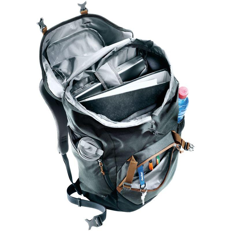 ドイター メンズ バックパック・リュックサック バッグ Walker 24 Hiking Pack Maroon MidnighdxoQrCBeW