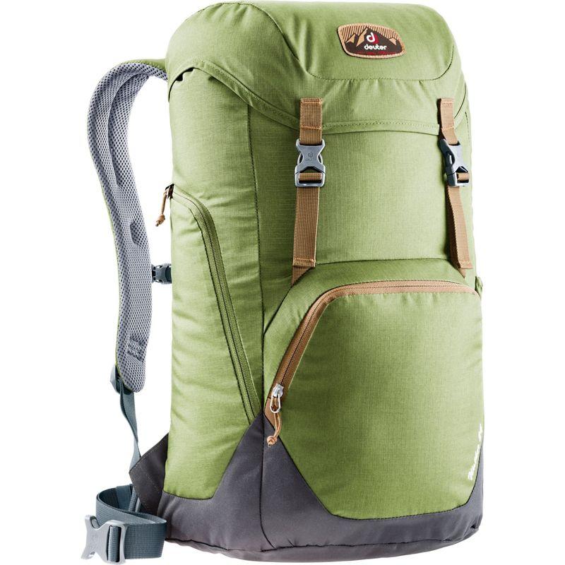ドイター メンズ バックパック・リュックサック バッグ Walker 24 Hiking Pack Pine/Graphite(24430)